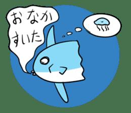 manbou-san sticker #682037