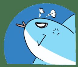 manbou-san sticker #682049