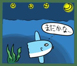 manbou-san sticker #682051