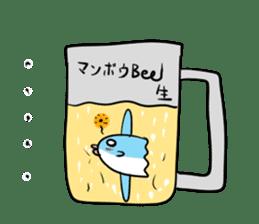 manbou-san sticker #682053