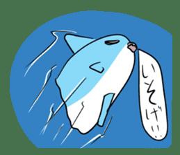 manbou-san sticker #682063