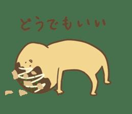 Spiritless Takoyaki sticker #682186