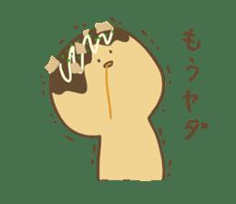 Spiritless Takoyaki sticker #682192