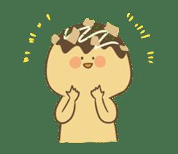 Spiritless Takoyaki sticker #682210