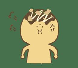 Spiritless Takoyaki sticker #682213