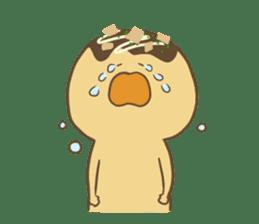 Spiritless Takoyaki sticker #682215