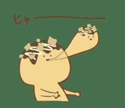 Spiritless Takoyaki sticker #682216