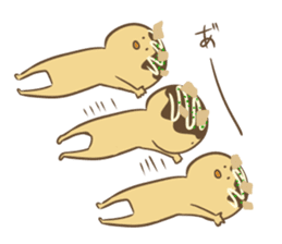 Spiritless Takoyaki sticker #682220