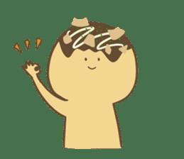 Spiritless Takoyaki sticker #682224