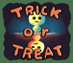 Halloween Hiyoko Sticker sticker #682311