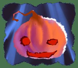 Halloween Hiyoko Sticker sticker #682315