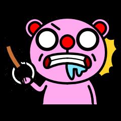 Everyday pink bear