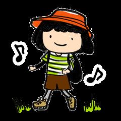 outdoor girl