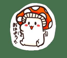 kinoko Lloyd's Series 2 sticker #684786