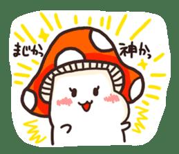 kinoko Lloyd's Series 2 sticker #684789