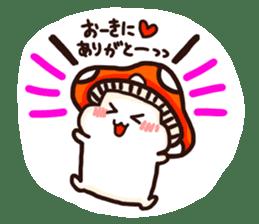 kinoko Lloyd's Series 2 sticker #684790
