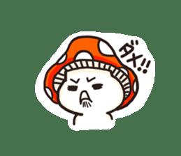 kinoko Lloyd's Series 2 sticker #684793
