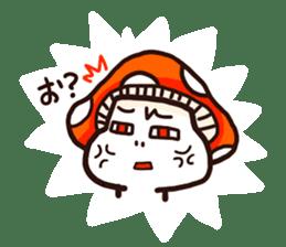 kinoko Lloyd's Series 2 sticker #684794