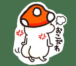 kinoko Lloyd's Series 2 sticker #684795