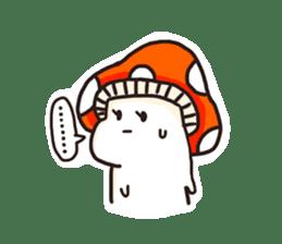 kinoko Lloyd's Series 2 sticker #684799