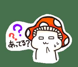 kinoko Lloyd's Series 2 sticker #684800