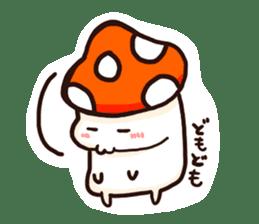 kinoko Lloyd's Series 2 sticker #684805