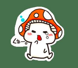 kinoko Lloyd's Series 2 sticker #684806
