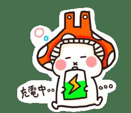 kinoko Lloyd's Series 2 sticker #684807