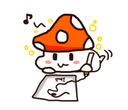 kinoko Lloyd's Series 2 sticker #684808
