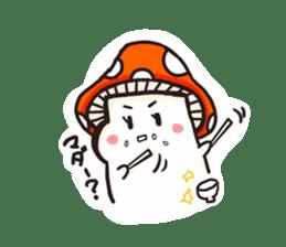 kinoko Lloyd's Series 2 sticker #684811