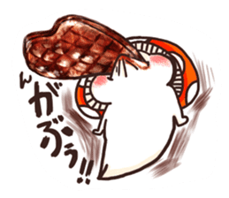 kinoko Lloyd's Series 2 sticker #684814