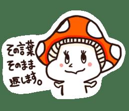kinoko Lloyd's Series 2 sticker #684815