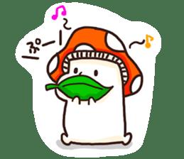kinoko Lloyd's Series 2 sticker #684818