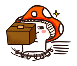 kinoko Lloyd's Series 2 sticker #684820