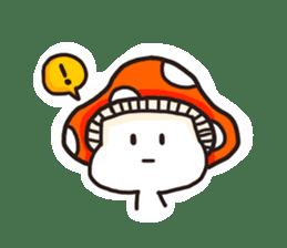 kinoko Lloyd's Series 2 sticker #684821