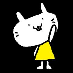 Smile rabbit