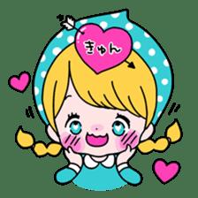 GIRL&BEAR  cheerful STICKER sticker #685293