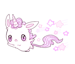Unicorns & girls sticker #686696