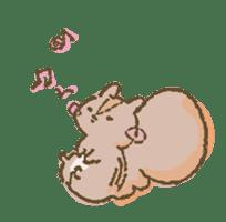 Cawaii-squirrel sticker #687149