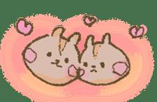 Cawaii-squirrel sticker #687150