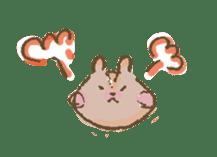 Cawaii-squirrel sticker #687162