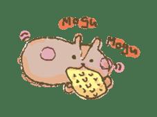 Cawaii-squirrel sticker #687163