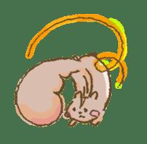 Cawaii-squirrel sticker #687173