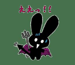 Devi bunny sticker #687388