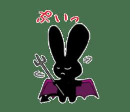 Devi bunny sticker #687391