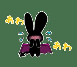 Devi bunny sticker #687395
