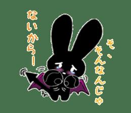 Devi bunny sticker #687396