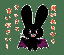Devi bunny sticker #687397