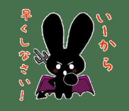 Devi bunny sticker #687398