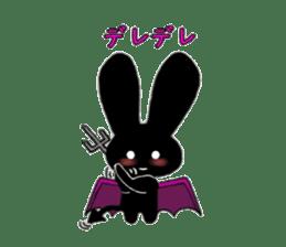 Devi bunny sticker #687402